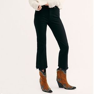 Levi's | Premium Mile High Cropped Flare Jeans